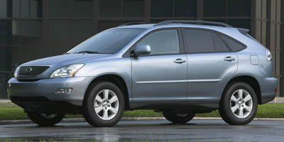 2007 Lexus RX 350 4DR AWD Traction Control Stability Control All Wheel Drive Tires - Front All-S