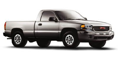 2007 GMC Sierra 1500 Classic Work Truck TIRES  P26570R17 ALL-SEASON  BLACKWALL  STD SEATS  FRON