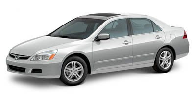 2007 Honda Accord Sedan EX
