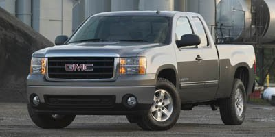2007 GMC Sierra 1500 SLE1 Four Wheel Drive Tow Hooks Tires - Front All-Season Tires - Rear All-S
