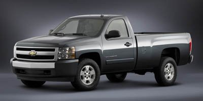 2007 Chevrolet Silverado 2500HD Work Truck