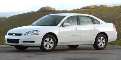 2007 Chevrolet Impala 35L LT Front Wheel Drive Tires - Front All-Season Tires - Rear All-Season