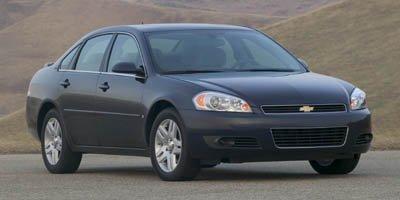2007 Chevrolet Impala LTZ