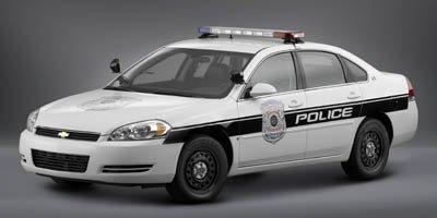 2007 Chevrolet Impala Police Pkg Police Pkg 9C1