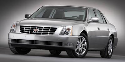 2007 Cadillac DTS Luxury II Front Wheel Drive Traction Control Stability Control Brake Assist A