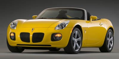 2007 Pontiac Solstice GXP Turbocharged LockingLimited Slip Differential Traction Control Stabil