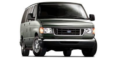 Used 2007 Ford Econoline Cargo Van in Greenwood, IN