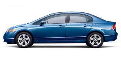 2007 Honda Civic Sedan EX