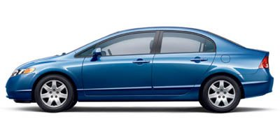 Used 2007 Honda Civic Sedan in Burlington, NJ