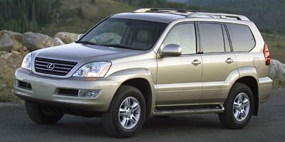 2007 Lexus GX 470 470 Traction Control Stability Control Four Wheel Drive Air Suspension Active