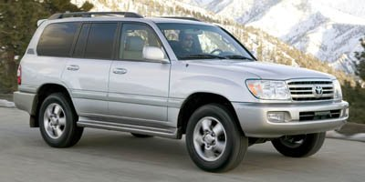 Used 2007 Toyota Land Cruiser in Ft. Lauderdale, FL