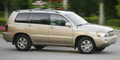 2007 Toyota Highlander Sport with 3rd Row Traction Control Stability Control Front Wheel Drive T