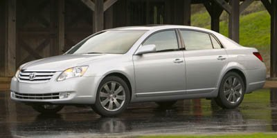 2007 Toyota Avalon Touring Front Wheel Drive Tires - Front Performance Tires - Rear Performance