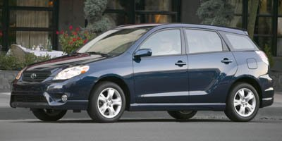 2007 Toyota Matrix STD Front Wheel Drive Tires - Front Performance Tires - Rear Performance Temp