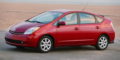 2007 Toyota Prius Touring Keyless Start Traction Control Front Wheel Drive Tires - Front Perform