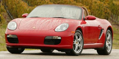 2007 Porsche Boxster  Traction Control Stability Control Rear Wheel Drive Tires - Front Performa