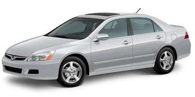 2007 Honda Accord Hybrid 30L Traction Control Stability Control Front Wheel Drive Engine Immobi
