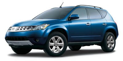 2007 Nissan Murano SL Front Wheel Drive Tires - Front All-Season Tires - Rear All-Season Aluminu