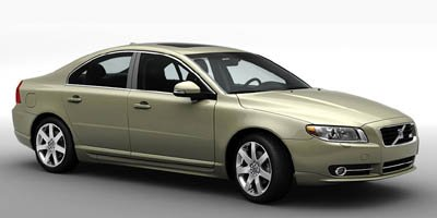 2007 Volvo S80 V8 Traction Control Stability Control All Wheel Drive Tires - Front Performance
