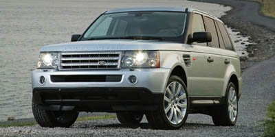 2007 Land Rover Range Rover Sport HSE Traction Control Four Wheel Drive Tow Hitch Air Suspension