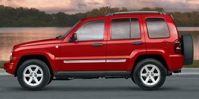 2007 Jeep Liberty Limited Traction Control Stability Control Four Wheel Drive Tires - Front All-