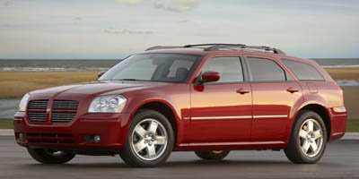 2007 Dodge Magnum RT Traction Control Stability Control Rear Wheel Drive Tires - Front All-Seas