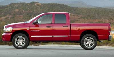 2007 Dodge Ram 1500  Four Wheel Drive Tires - Front All-Season Tires - Rear All-Season Conventio