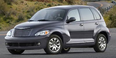 2007 Chrysler PT Cruiser Touring 24L DOHC SMPI 16-VALVE I4 ENGINE  STD Front Wheel Drive Tires