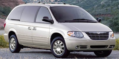 2007 Chrysler Town & Country SWB