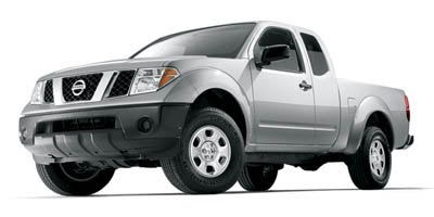 2007 Nissan Frontier XE Rear Wheel Drive Tires - Front All-Season Tires - Rear All-Season Conven