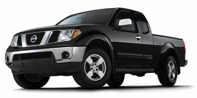 2007 Nissan Frontier LE Rear Wheel Drive Tow Hooks Tires - Front All-Season Tires - Rear All-Sea