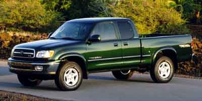 2001 Toyota Tundra SR5 Rear Wheel Drive Tires - Front All-Season Tires - Rear All-Season Convent