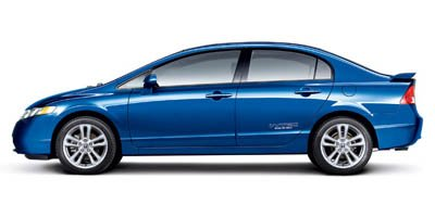 2007 Honda Civic Sedan Si