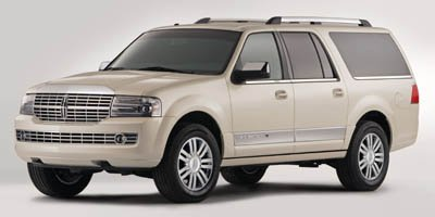 2007 Lincoln Navigator L 4WD Four Wheel Drive Traction Control Stability Control Tow Hitch Tow