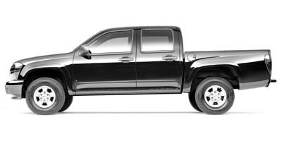 2007 GMC Canyon SLE2