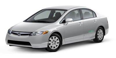 2007 Honda Civic Sdn GX Front Wheel Drive Tires - Front All-Season Tires - Rear All-Season Wheel