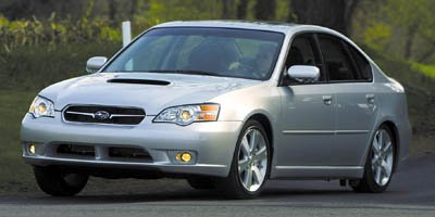 2007 Subaru Legacy Sedan Ltd All Wheel Drive Tires - Front Performance Tires - Rear Performance