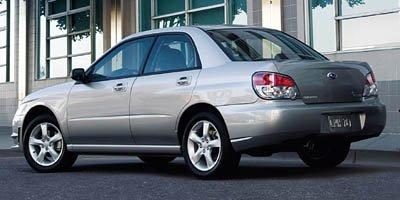 2007 Subaru Impreza Sedan i All Wheel Drive Tires - Front Performance Tires - Rear Performance A