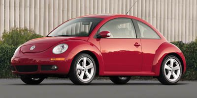 2007 Volkswagen New Beetle Coupe 2.5L