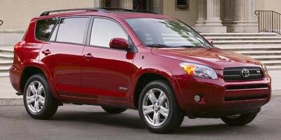 2007 Toyota RAV4  Fabric-trimmed 6-way driver4-way passenger seats-inc height adjustment  seatbac