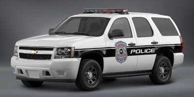 2009 Chevrolet Tahoe Police Rear Wheel Drive Tow Hooks Power Steering ABS 4-Wheel Disc Brakes