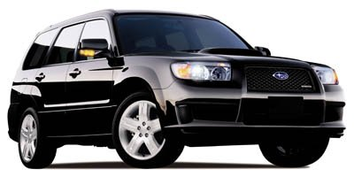 2007 Subaru Forester Sports XT Turbocharged Traction Control Stability Control LockingLimited S