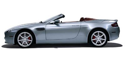 2007 Aston Martin Vantage Roadster LockingLimited Slip Differential Traction Control Stability C