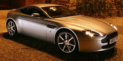 2008 Aston Martin Vantage  LockingLimited Slip Differential Traction Control Stability Control