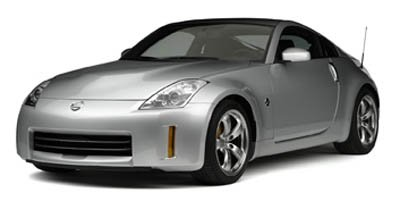 2007 Nissan 350Z Grand Touring 2dr Cpe Manual Grand Touring Gas V6 3.5L/214 [14]