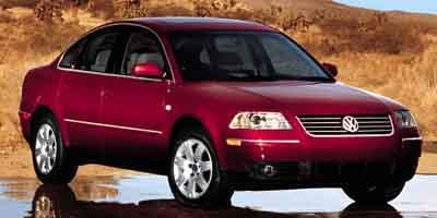 2001 Volkswagen New Passat GLX All Wheel Drive Traction Control Tires - Front All-Season Tires -