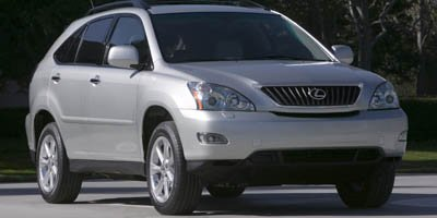 2008 Lexus RX 350  270 horsepower 35 liter V6 DOHC engine with variable valve timing 4 Doors 4-