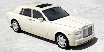 2008 Rolls Royce Phantom  Traction Control Stability Control Rear Wheel Drive Air Suspension Ti
