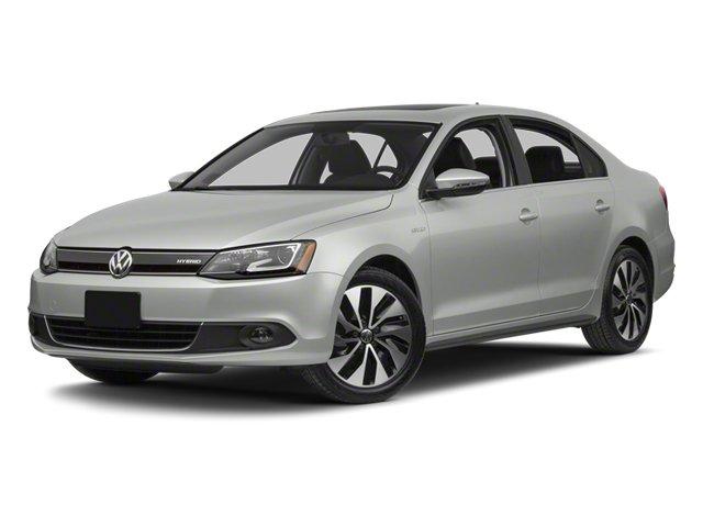 2013 Volkswagen Jetta Sedan Hybrid