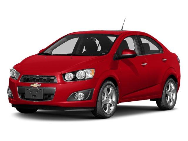 2014 Chevrolet Sonic LT Sedan FWD